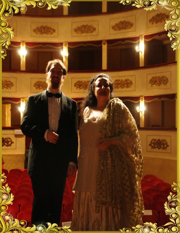 Il Duo più belcantistico d'Italia in concerto a Cremona il 16 febbraio 2018